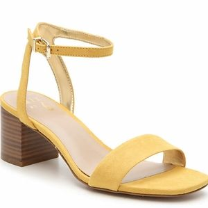 NEW Mix No. 6 ankle strap sandals Sz 7.5 NIB